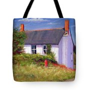 The Red Milk Churn Tote Bag by Anthony Rule