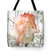 The Rose Tote Bag by Andee Design