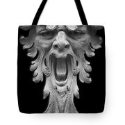 The Scream Tote Bag by Christine Till