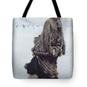 The Skater Tote Bag by Joseph de Nittis