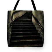 The Stairwell Tote Bag by Cheryl Young