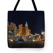 The Strip Tote Bag by Yhun Suarez
