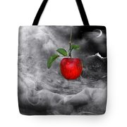The Tamptation Tote Bag by Manfred Lutzius