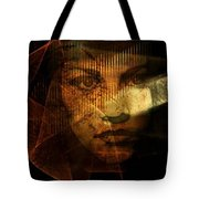 The Veil Tote Bag by Gun Legler