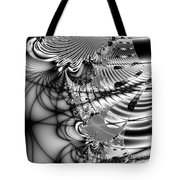The Web We Weave . Square Tote Bag by Wingsdomain Art and Photography