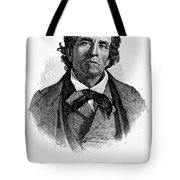 Theodore D. Weld (1803-1895) Tote Bag by Granger