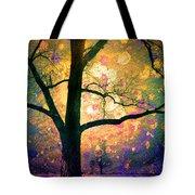 These Dreams Tote Bag by Tara Turner