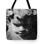 These Wings Are Heavy Tote Bag by Luke Moore