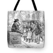 Thomas Nast: Christmas Tote Bag by Granger