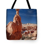Thor's Hammer Tote Bag by Melany Sarafis