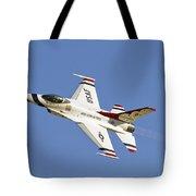 Thunderbird Slats Tote Bag by Tim Mulina