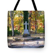 To The Unknown Dead Tote Bag by Renee Trenholm
