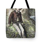 Tom Sawyer, 1876 Tote Bag by Granger