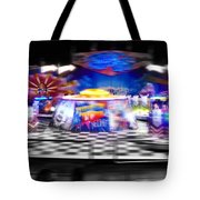 Top No Limit Tote Bag by Charles Stuart