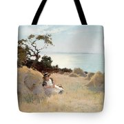 Towards Evening Tote Bag by Arthur Claude Strachan