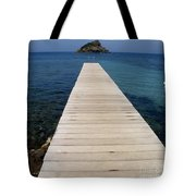 Tranquility  Tote Bag by Lainie Wrightson