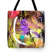 Trenchtown Tote Bag by Snake Jagger