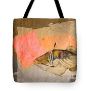 Tropical Dream Number 2 Tote Bag by Carol Leigh