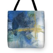 Troubles Tote Bag by Judy Dodds
