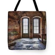 Two Windows Tote Bag by Garry Gay