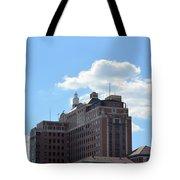 Uab Hillman Tote Bag by Maria Urso