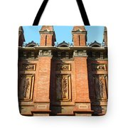 UC Berkeley . South Hall . Oldest Building At UC Berkeley . Built 1873 . 7D10109 Tote Bag by Wingsdomain Art and Photography