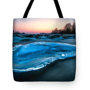 UFO Tote Bag by Davorin Mance