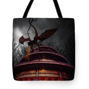 Unchained Protector Tote Bag by Lourry Legarde