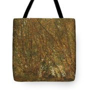 Under The Alders Tote Bag by Childe Hassam