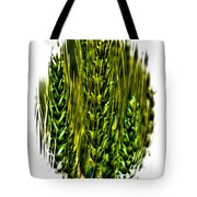 Unripened Wheat II Tote Bag by David Patterson