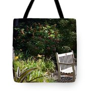 Unwind Tote Bag by Maria Urso