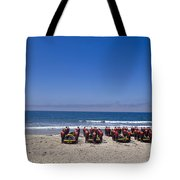 U.s. Navy Seal Candidates Participate Tote Bag by Stocktrek Images