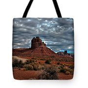 Valley Of The Gods II Tote Bag by Robert Bales