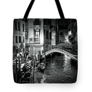 Venice Evening Tote Bag by Madeline Ellis