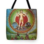 Venus Ruler Of Taurus And Libra Tote Bag by Photo Researchers