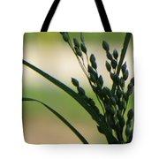 Verdant Grain Tote Bag by Sonali Gangane