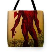 Vesalius De Humani Corporis Fabrica Tote Bag by Science Source