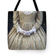 victorian lady Tote Bag by Joana Kruse