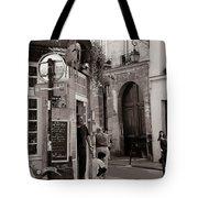Vintage Paris1 Tote Bag by Andrew Fare