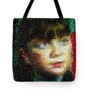 Violet 6 Tote Bag by Paul Van Scott