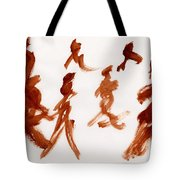 Visual Discrimination  Tote Bag by Taylor Pam