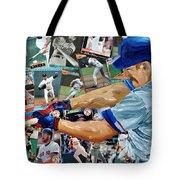 Wade Boggs Tote Bag by Michael Lee