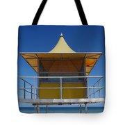 Watchtower Tote Bag by Melanie Viola