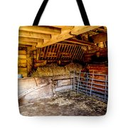 Watersfield Stable Tote Bag by Dawn OConnor