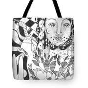 Ways Of Seeing Tote Bag by Helena Tiainen