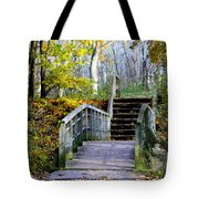 Welcome To My World Tote Bag by Kay Novy