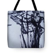 We've Got To Stop Meeting Like This Tote Bag by Diane montana Jansson