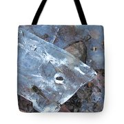 Whale Tote Bag by Randi Shenkman
