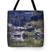 What Lies Before Me Tote Bag by Laurie Search