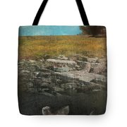 What Lies Below Tote Bag by Laurie Search
